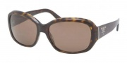 Prada PR 31NS Sunglasses Sunglasses - 2AU8C1 Havana / Brown