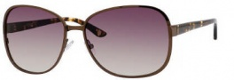 Liz Claiborne 538/S Sunglasses Sunglasses - 0Q4G Brown (YY Brown Gradient Lens)