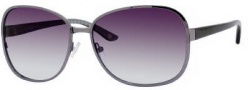 Liz Claiborne 538/S Sunglasses Sunglasses - OCVL Dark Ruthenium (5M Gray Gradient Aqua Lens)