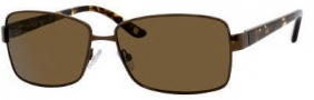 Liz Claiborne 540/S Sunglasses Sunglasses - Q4GP Brown (VW Brown Polarized Lens)