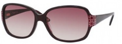 Liz Claiborne 544/S Sunglasses Sunglasses - OJZB Burgundy Pearl (XK Burgundy Gradient Lens)