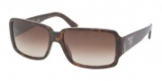 Prada PR 32NS Sunglasses Sunglasses - 2AU6S1 Havana / Brown Gradient