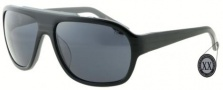 Black Flys Sunglasses Fly Boozer  Sunglasses - Black / Grey