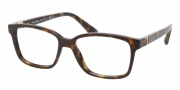 Prada PR 01OV Eyeglasses Eyeglasses - 2AU1O1 Havana