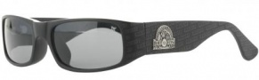 Black Flys Sunglasses Fly Grind Sunglasses - Matte Black / Grey