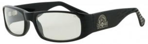 Black Flys Sunglasses Fly Grind Sunglasses - Shiny Black / Clear