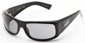 Black Flys Sunglasses Deflyant Sunglasses - Shiny Black 