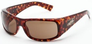 Black Flys Sunglasses Deflyant Sunglasses - Shiny Tortoise 