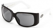 Black Flys Sunglasses Fly By  Sunglasses - Black / White