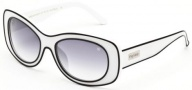 Black Flys Sunglasses Breakfast At Flys  Sunglasses - White / Black Piping