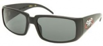 Black Flys Sunglasses Fly Swatter  Sunglasses - Matte Black 