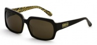 Black Flys Sunglasses Box Fly  Sunglasses - Shiny Brown / Tiger