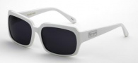 Black Flys Sunglasses Box Fly  Sunglasses - White