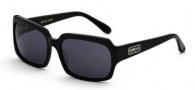 Black Flys Sunglasses Box Fly  Sunglasses - Shiny Black