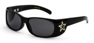 Black Flys Sunglasses Flylicious Star Sunglasses - Black
