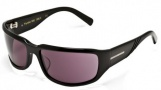 Black Flys Sunglasses Flyndie 500 Sunglasses - Shiny Black