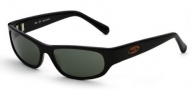 Black Flys Sunglasses Fly 2K Sunglasses - Shiny Black