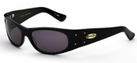 Black Flys Sunglasses Fly No. 5 Sunglasses - Shiny Black