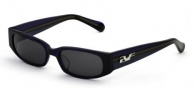 Black Flys Sunglasses Fly 9000 Sunglasses - Navy Stripe