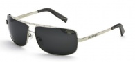 Black Flys Sunglasses Frequent Flyer Sunglasses - Shiny Chrome