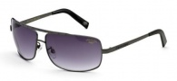 Black Flys Sunglasses Frequent Flyer Sunglasses - Shiny Gunmetal
