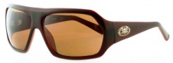 Black Flys Sunglasses Hustler Fly  Sunglasses - Mocha