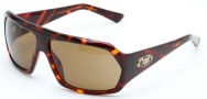 Black Flys Sunglasses Hustler Fly  Sunglasses - Tortoise
