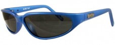 Black Flys Micro Fly Sunglasses Sunglasses - Blue