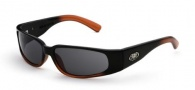 Black Flys Micro Fly II Sunglasses Sunglasses - Shiny Black / Red