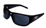Black Flys Super Duper Fly Sunglasses  Sunglasses - Matte Black