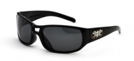 Black Flys Super Duper Fly Sunglasses  Sunglasses - Shiny Black