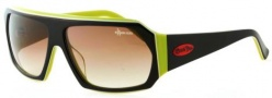 Black Flys Fly Tacos Sunglasses  Sunglasses - Brown / Lime