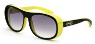 Black Flys Fly Zoom Sunglasses  Sunglasses - Black / Yellow 