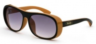 Black Flys Fly Zoom Sunglasses  Sunglasses - Black / Orange