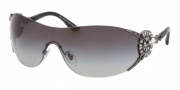 Bvlgari BV6039B Sunglasses Sunglasses - 103/8G Gunmetal / Gray Gradient