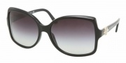 Bvlgari BV8075A Sunglasses Sunglasses - 501/8G Black / Gray Gradient