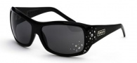 Black Flys Snow Fly Sunglasses  Sunglasses - Shiny Black 