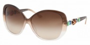 Bvlgari BV8080B Sunglasses Sunglasses - 511513 Brown Gradient Meat / Brown Gradient