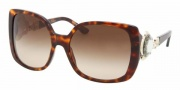 Bvlgari BV8081B Sunglasses Sunglasses - 851/13 Dark Havana / Brown Gradient