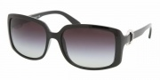 Bvlgari BV8083B Sunglasses Sunglasses - 901/8G Black / Gray Gradient