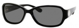 Marc by Marc Jacobs MMJ 022/P/S Sunglasses Sunglasses - 807P Black (RA Gray Polarized Lens)