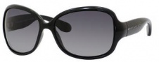 Marc by Marc Jacobs MMJ 047/P/S Sunglasses Sunglasses - D28P Black (RV Gray Shaded Polarized Lens)