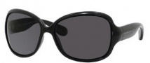Marc by Marc Jacobs MMJ 047/P/S Sunglasses Sunglasses - D28P Black (RA Gray Polarized Lens)