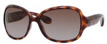 Marc by Marc Jacobs MMJ 047/P/S Sunglasses Sunglasses - V08P Havana (RX Brown Shaded Polarized Lens)
