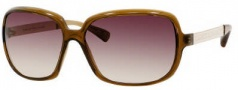 Marc by Marc Jacobs MMJ 140/S Sunglasses Sunglasses - OZ1l Brown Light Gold (02 Brown Gradient Lens)