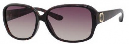 Marc by Marc Jacobs MMJ 142/S Sunglasses Sunglasses - OV08 Havana (CC Brown Gradient Lens)