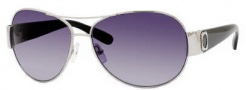 Marc by Marc Jacobs MMJ 149/S Sunglasses Sunglasses - ORZS Palladium Black (JJ Gray Gradient Lens)