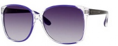Marc by Marc Jacobs MMJ 157/S Sunglasses Sunglasses - OM81 Crystal Purple Black (JJ Gray Gradient Lens)