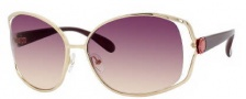 Marc by Marc Jacobs MMJ 162/S Sunglasses Sunglasses - OY7S Gold Brown (63 Brown Gradient Lens)
