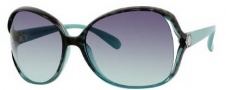 Marc by Marc Jacobs MMJ 163/S Sunglasses Sunglasses - OY9J Havana Aqua (5M Gray Gradient Aqua Lens)
